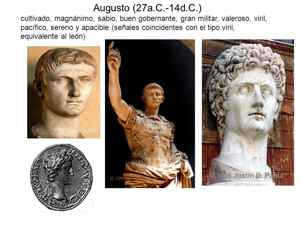 Augusto (27a.C.-14d.C.)