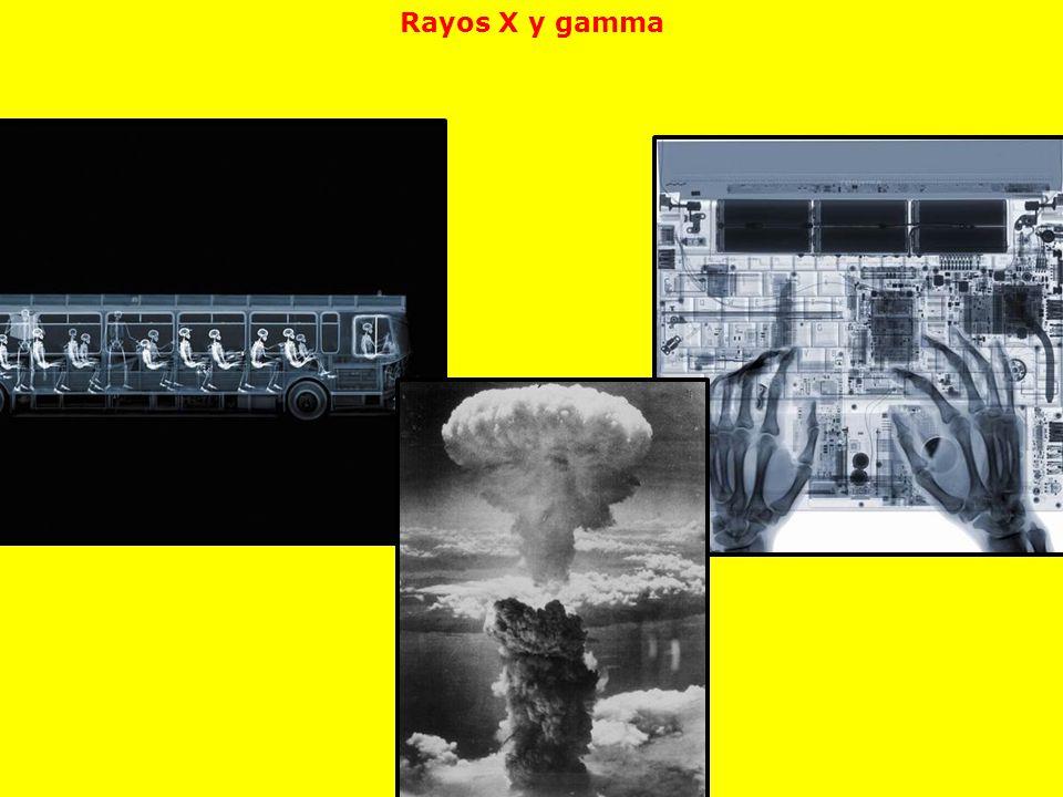 Rayos X y gamma