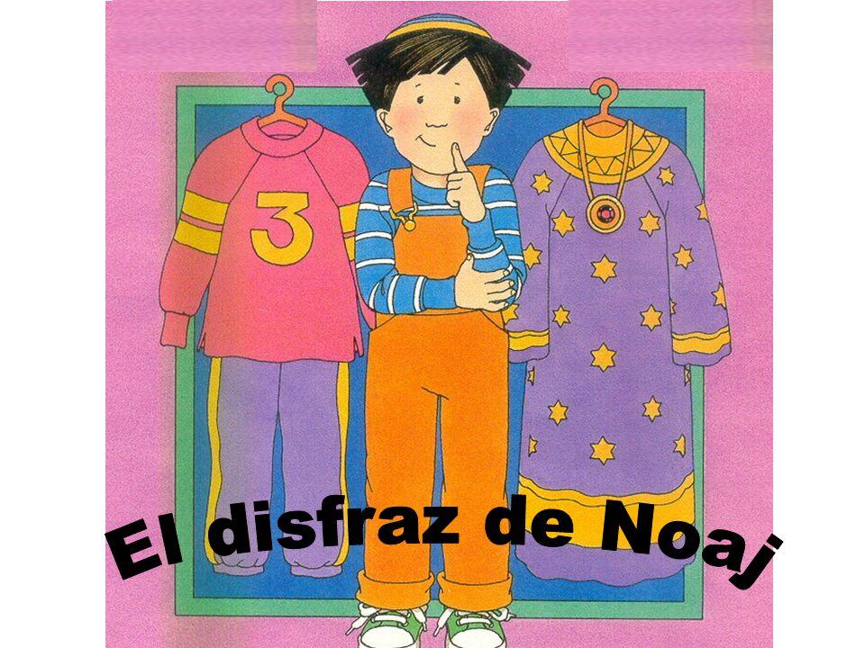 El disfraz de Noaj