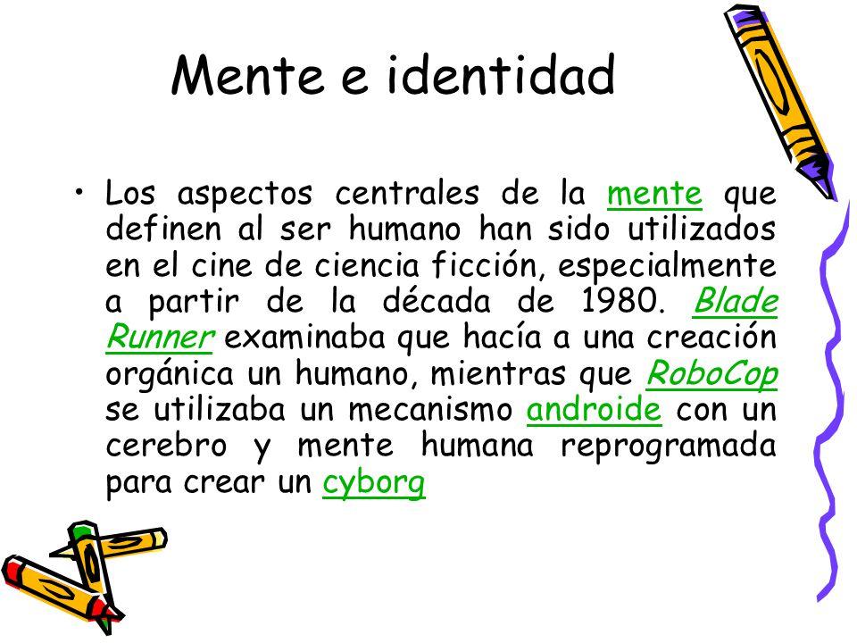 Mente e identidad