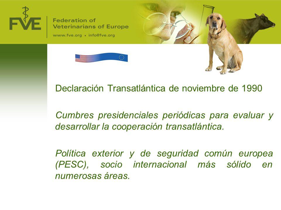 Declaración Transatlántica de noviembre de 1990
