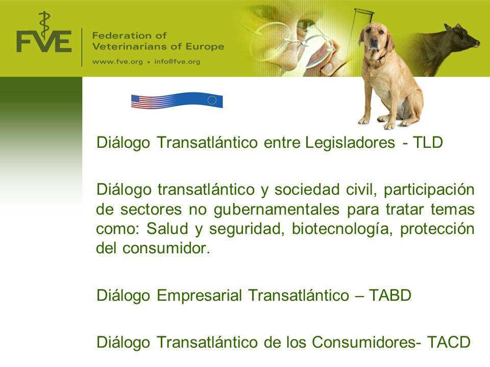 Diálogo Transatlántico entre Legisladores - TLD