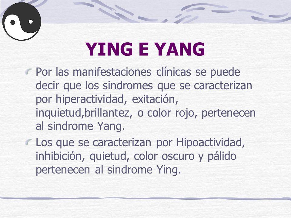 YING E YANG