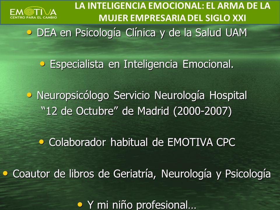 DEA en Psicología Clínica y de la Salud UAM