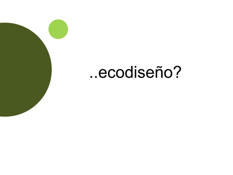 ..ecodiseño