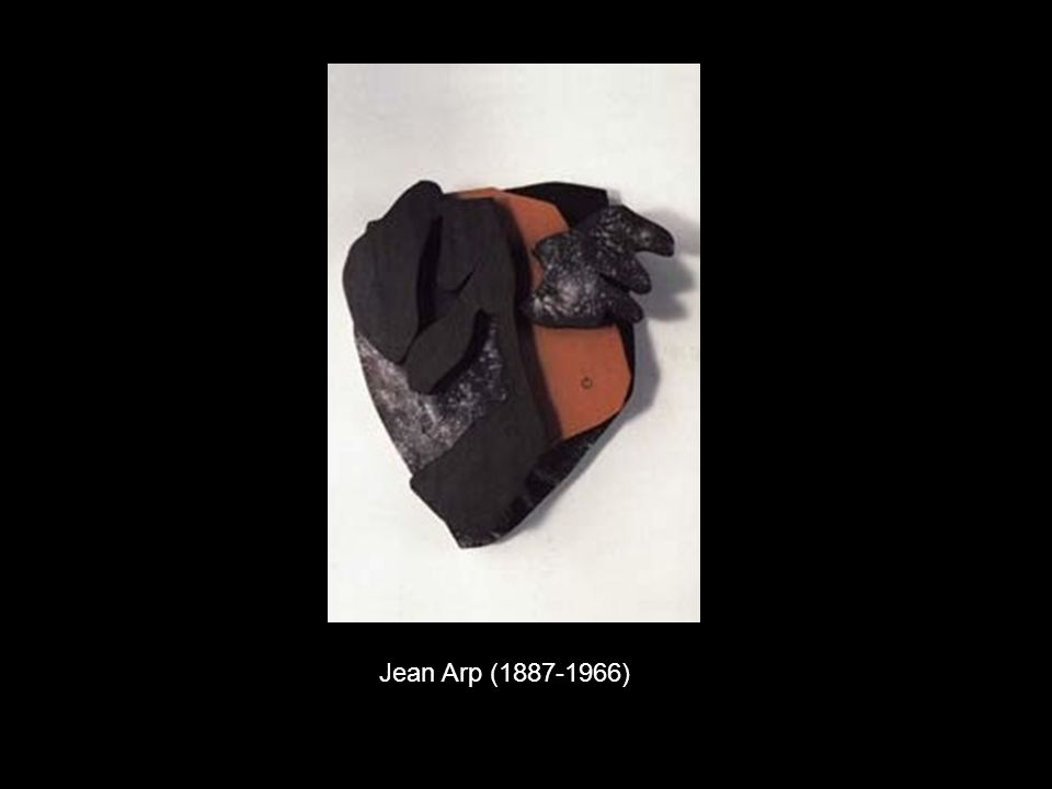 Jean Arp (1887-1966)