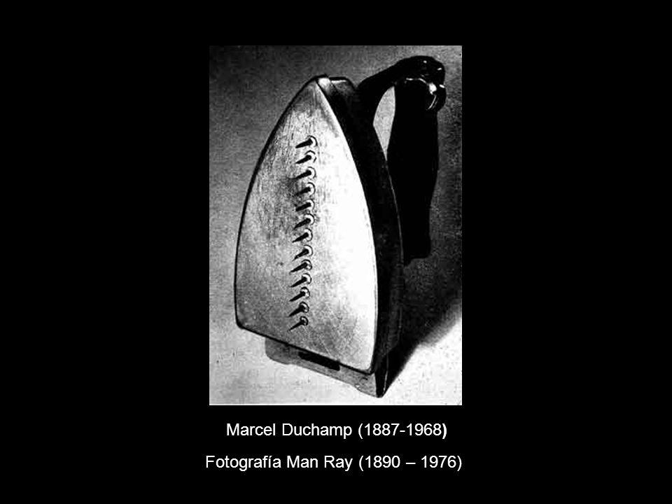 Marcel Duchamp (1887-1968) Fotografía Man Ray (1890 – 1976)