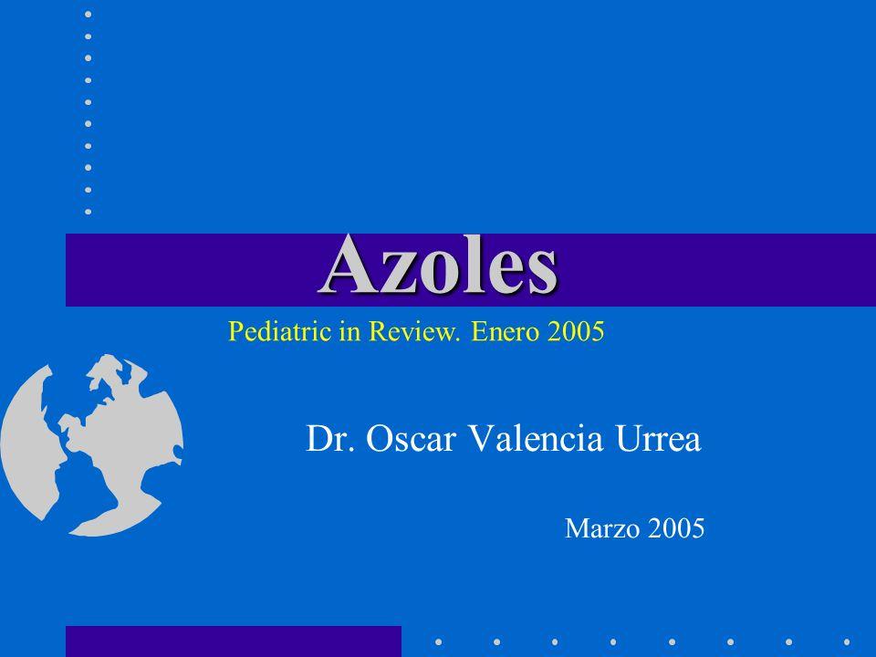 Dr. Oscar Valencia Urrea Marzo 2005