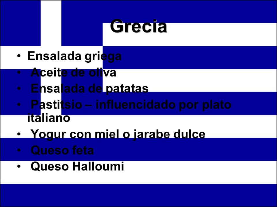 Grecia Ensalada griega Aceite de oliva Ensalada de patatas