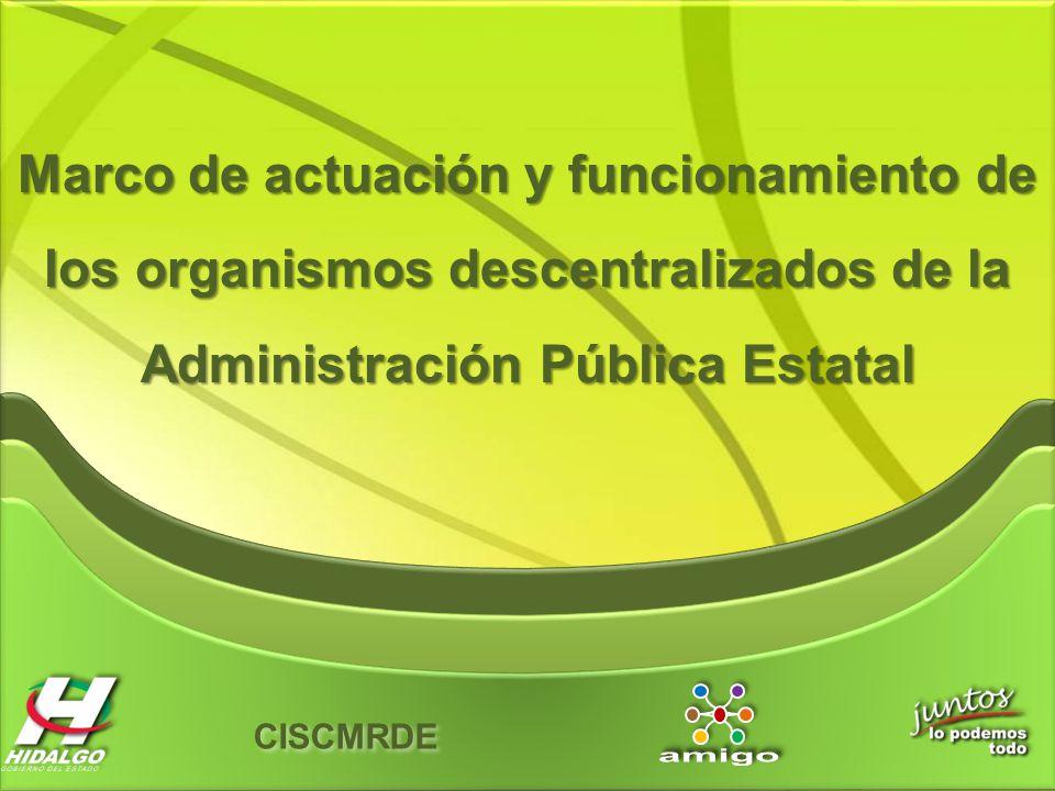 Administración Pública Estatal