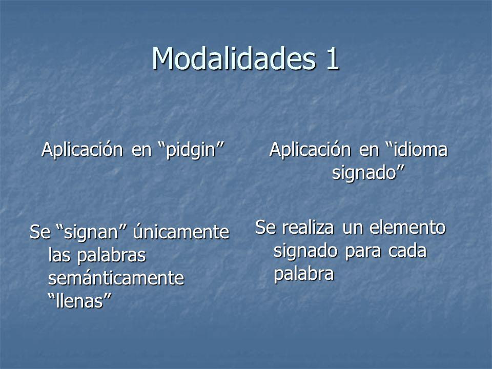 Aplicación en idioma signado