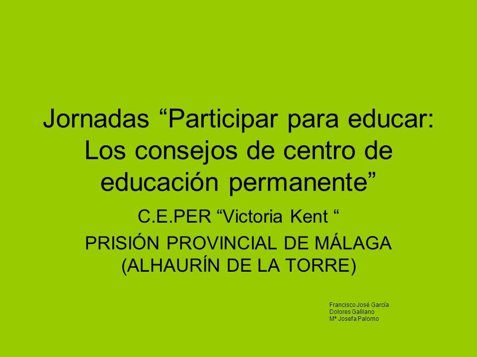 PRISIÓN PROVINCIAL DE MÁLAGA (ALHAURÍN DE LA TORRE)