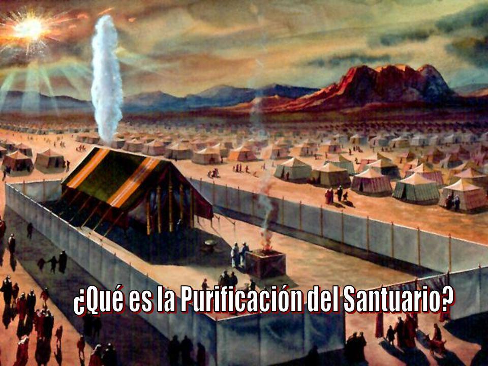 ¿Qué es la Purificación del Santuario