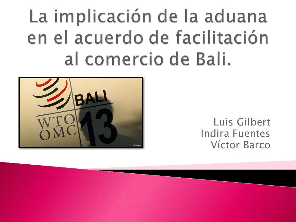Luis Gilbert Indira Fuentes Víctor Barco
