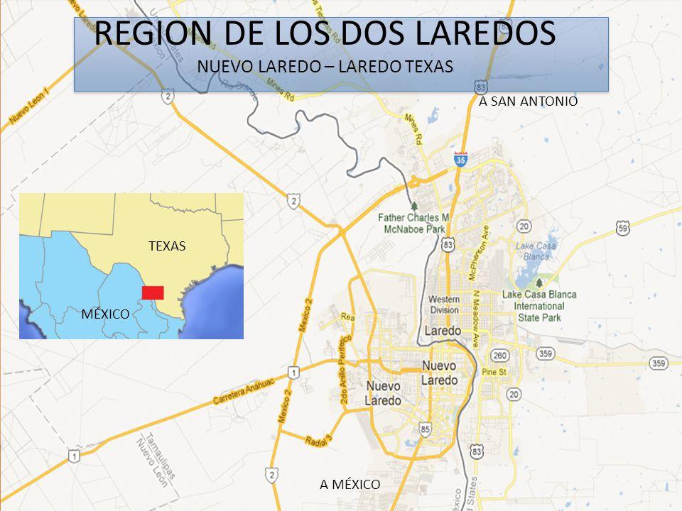 REGION DE LOS DOS LAREDOS