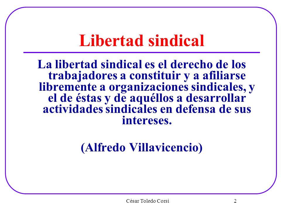 (Alfredo Villavicencio)