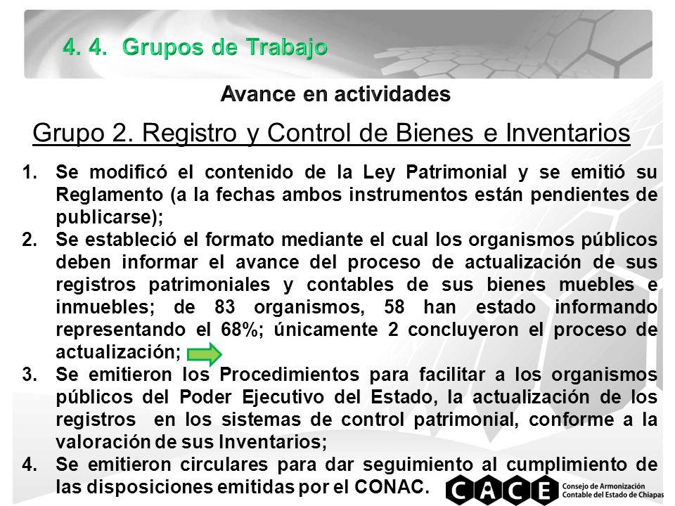 Consejo de armonizaci n contable del estado de chiapas for Registro de bienes muebles de navarra