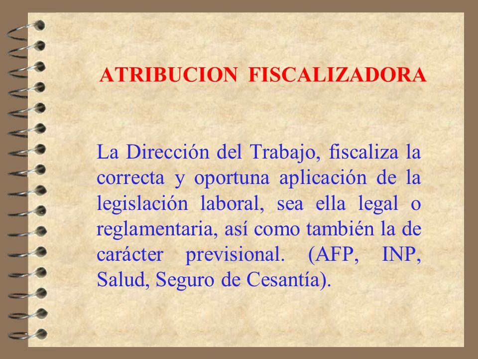 ATRIBUCION FISCALIZADORA