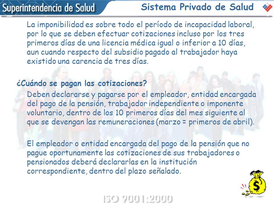 Sistema Privado de Salud