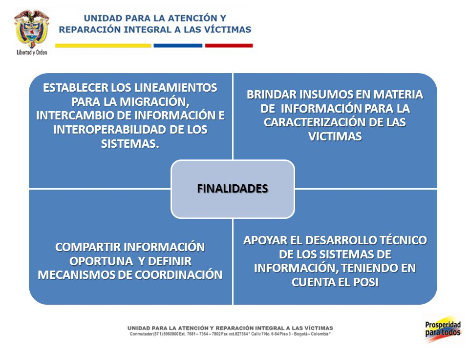COMPARTIR INFORMACIÓN OPORTUNA Y DEFINIR MECANISMOS DE COORDINACIÓN