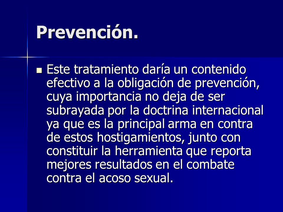 Prevención.