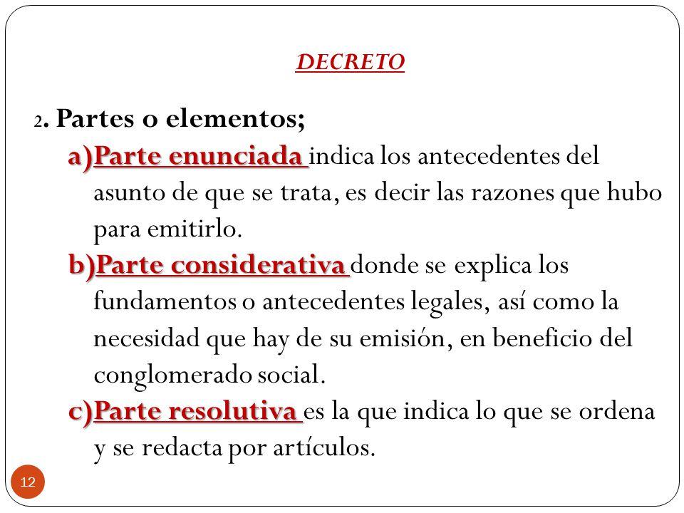 Clase no 8 otros documentos utilizados en la for Que es un articulo cultural o de espectaculos