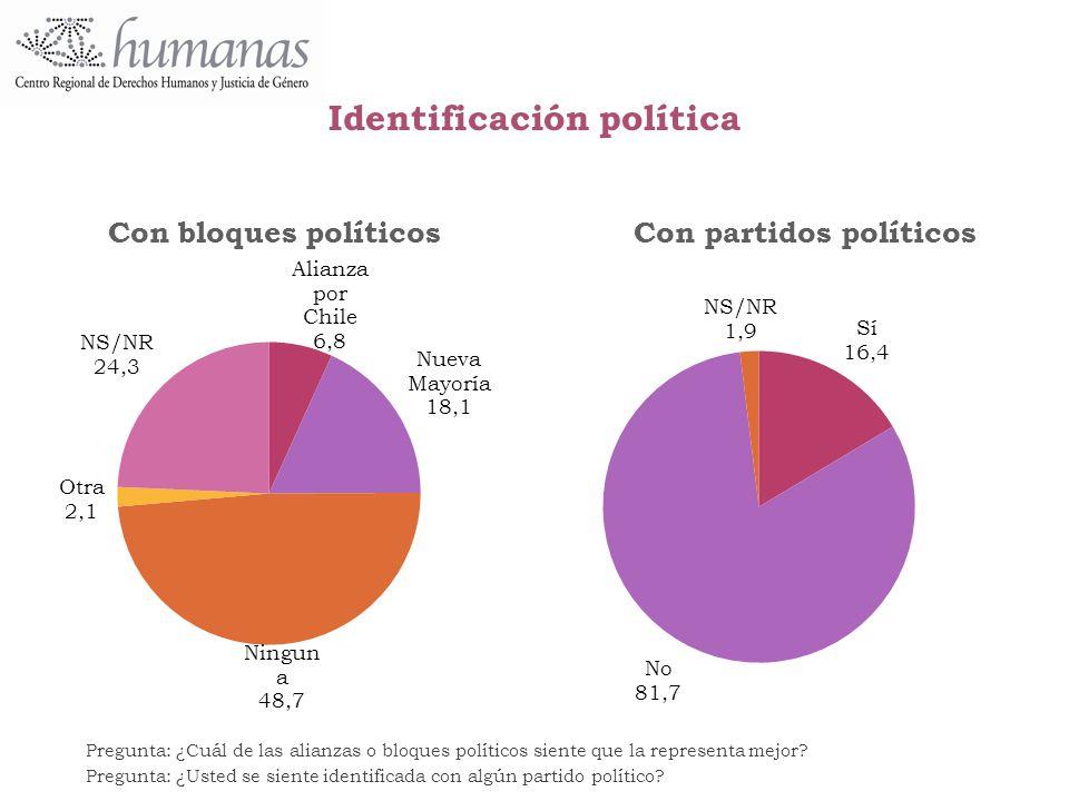 Identificación política