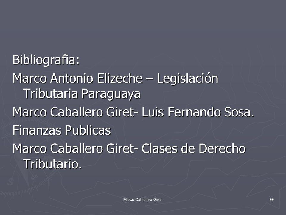 Marco Caballero Giret-