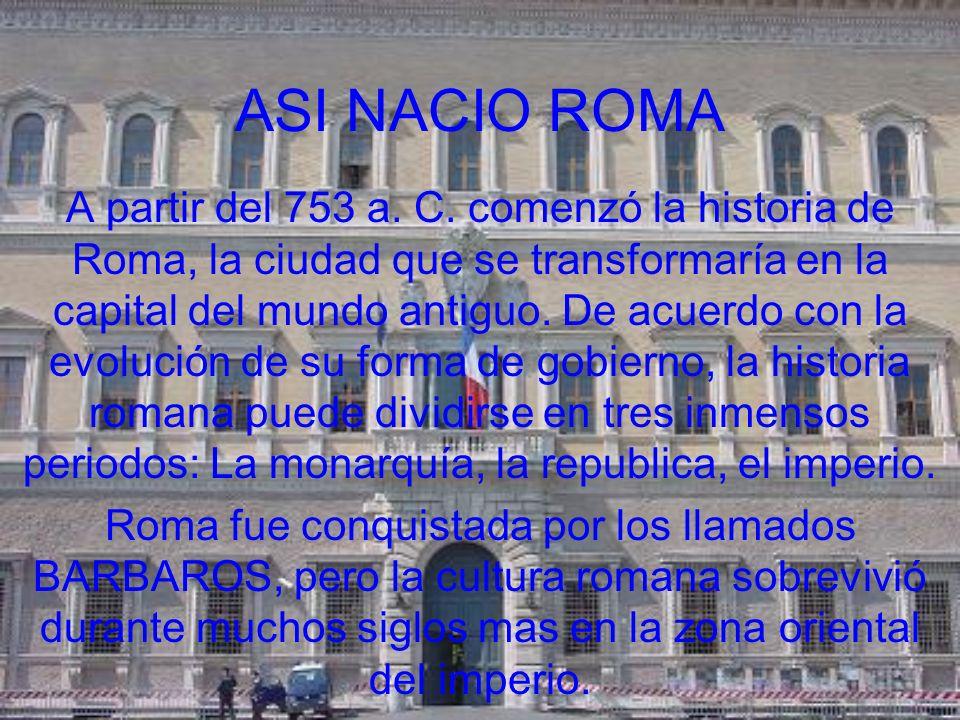 ASI NACIO ROMA
