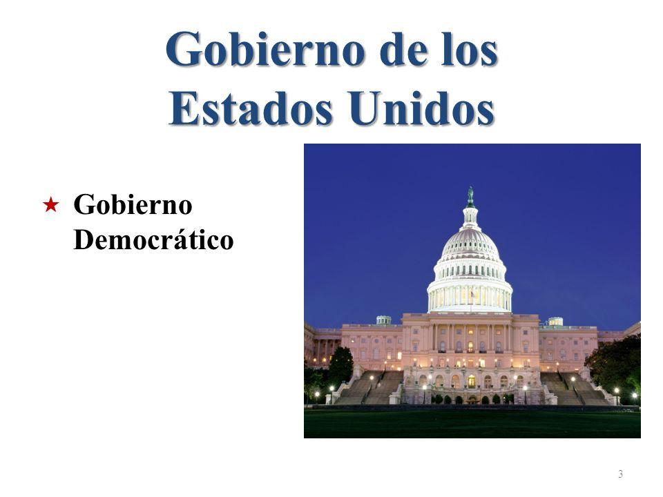 Gobierno de los Estados Unidos