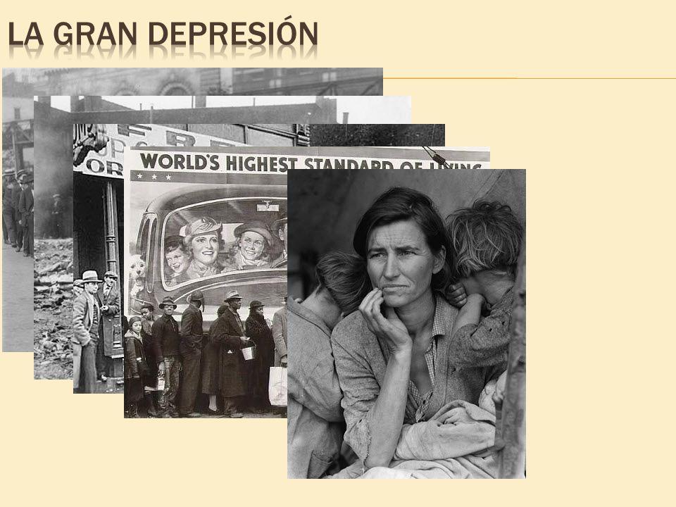 La Gran Depresión Gisselle
