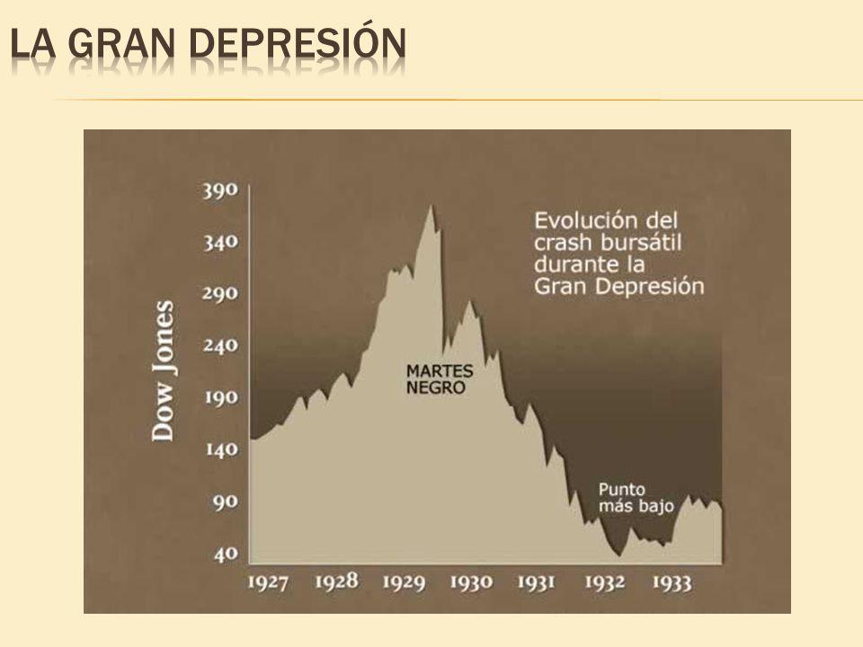 La Gran Depresión Marlenys