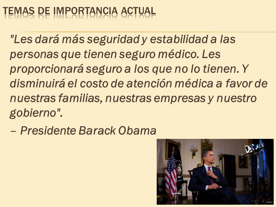 – Presidente Barack Obama