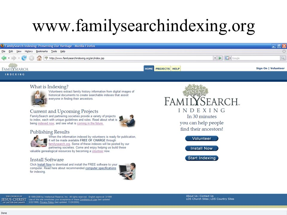 www.familysearchindexing.org