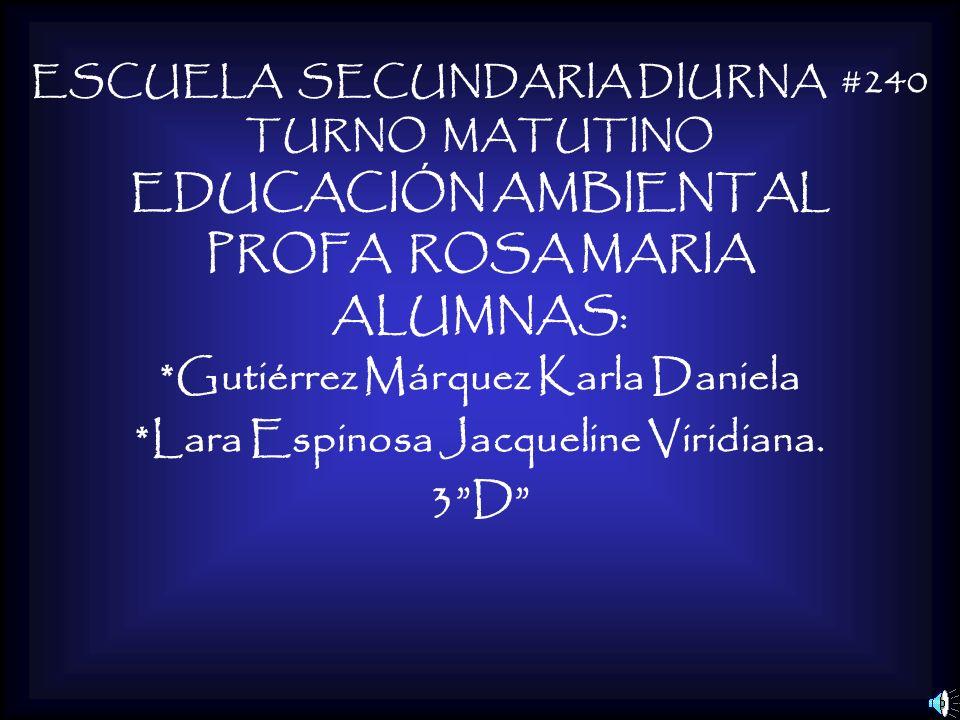 *Gutiérrez Márquez Karla Daniela *Lara Espinosa Jacqueline Viridiana.
