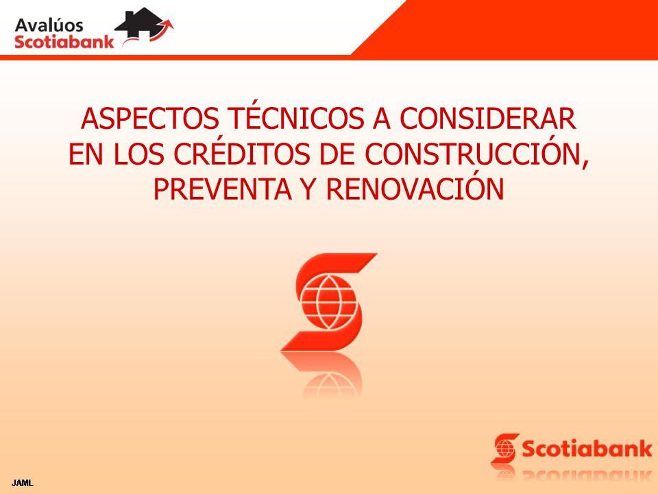 ASPECTOS TÉCNICOS A CONSIDERAR EN LOS CRÉDITOS DE CONSTRUCCIÓN, PREVENTA Y RENOVACIÓN