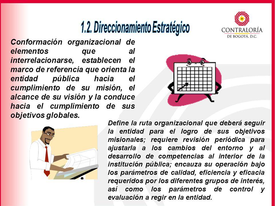 1.2. Direccionamiento Estratégico