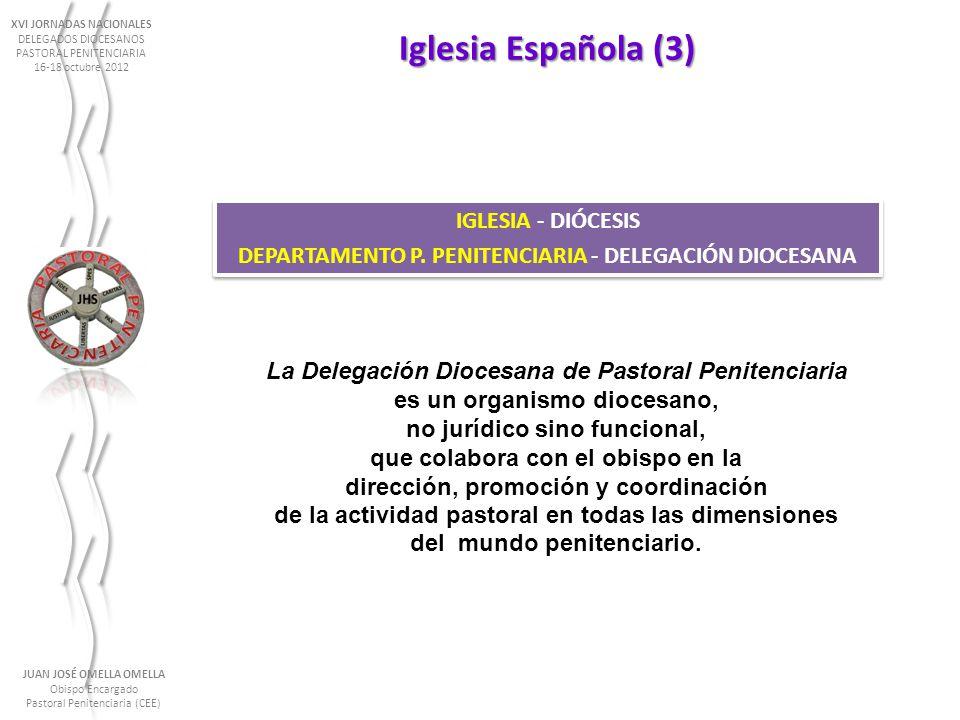 Iglesia Española (3) IGLESIA - DIÓCESIS