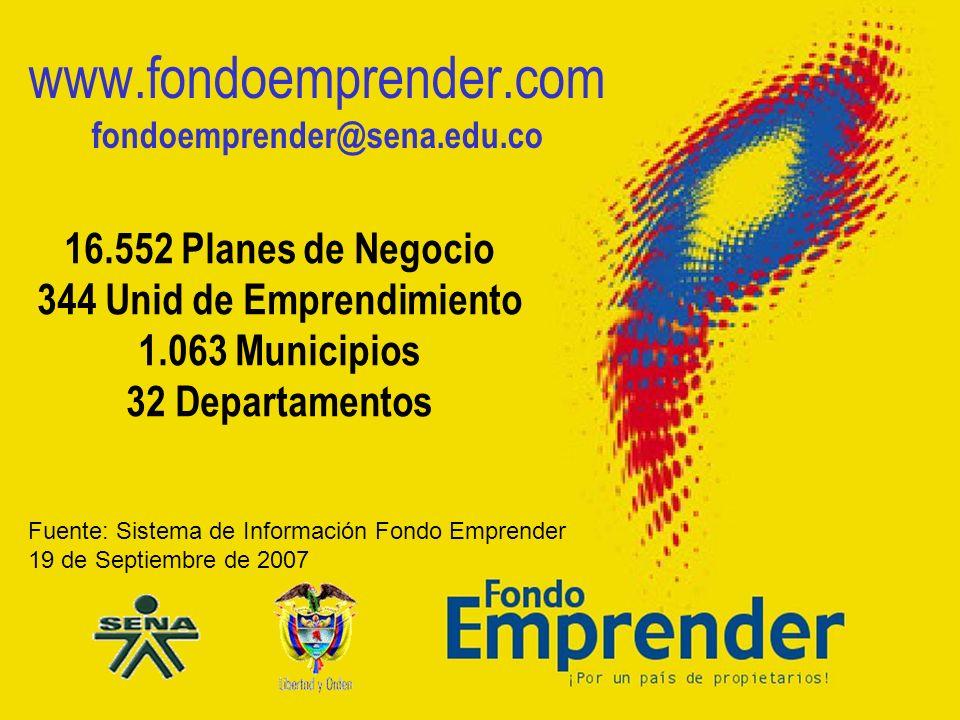 344 Unid de Emprendimiento