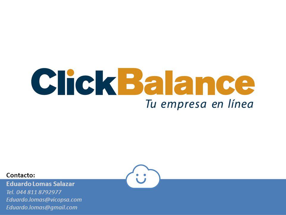 Contacto: Eduardo Lomas Salazar Tel. 044 811 8792977