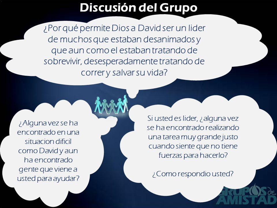 Discusión del Grupo
