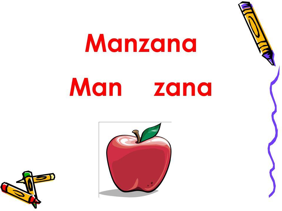 Manzana Man zana