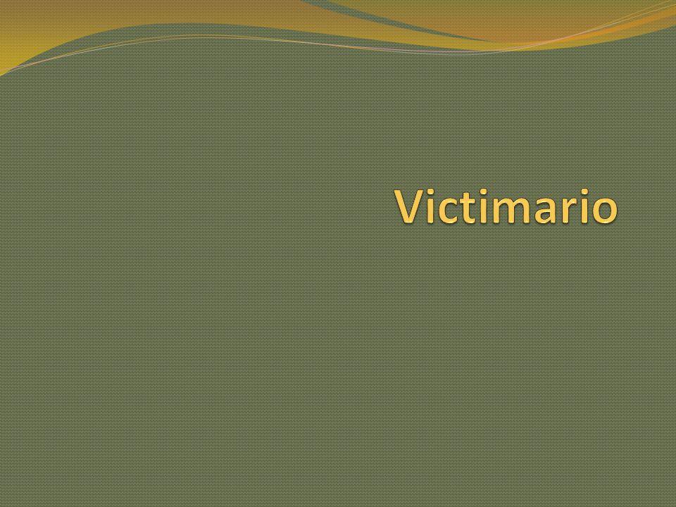 Victimario