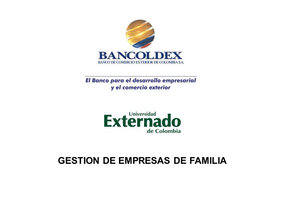 GESTION DE EMPRESAS DE FAMILIA
