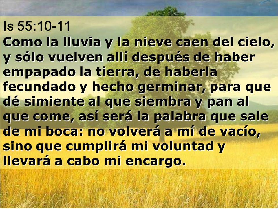 Is 55:10-11