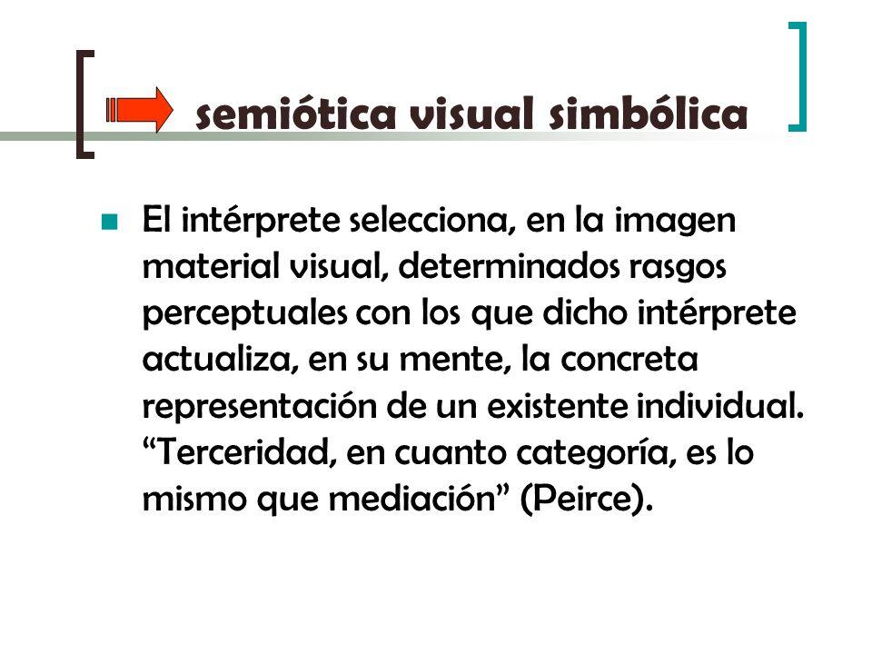 semiótica visual simbólica