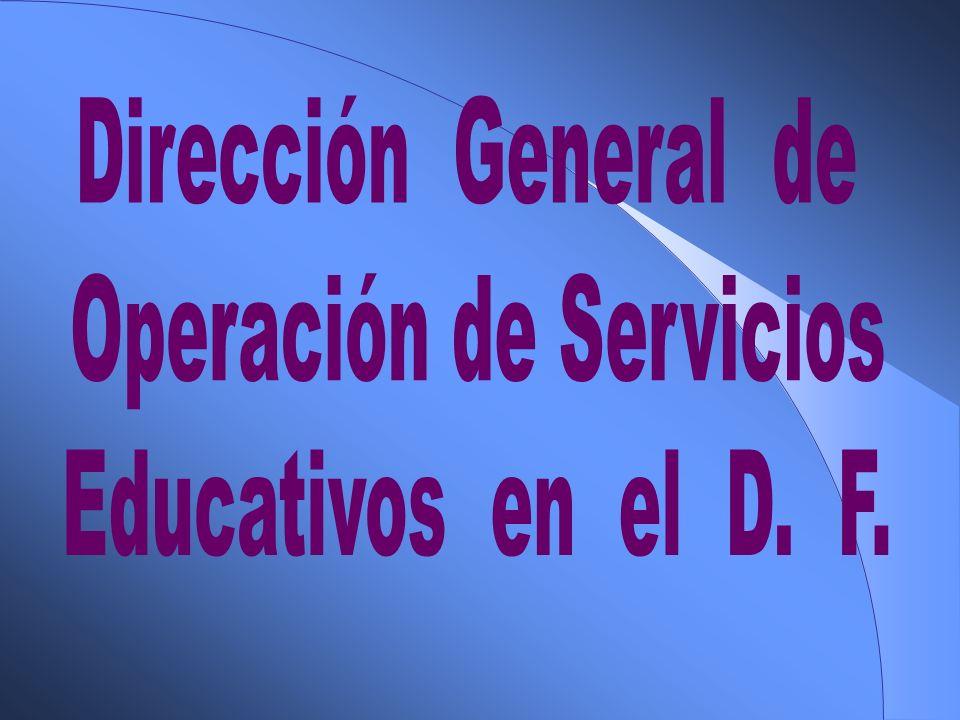 Operación de Servicios