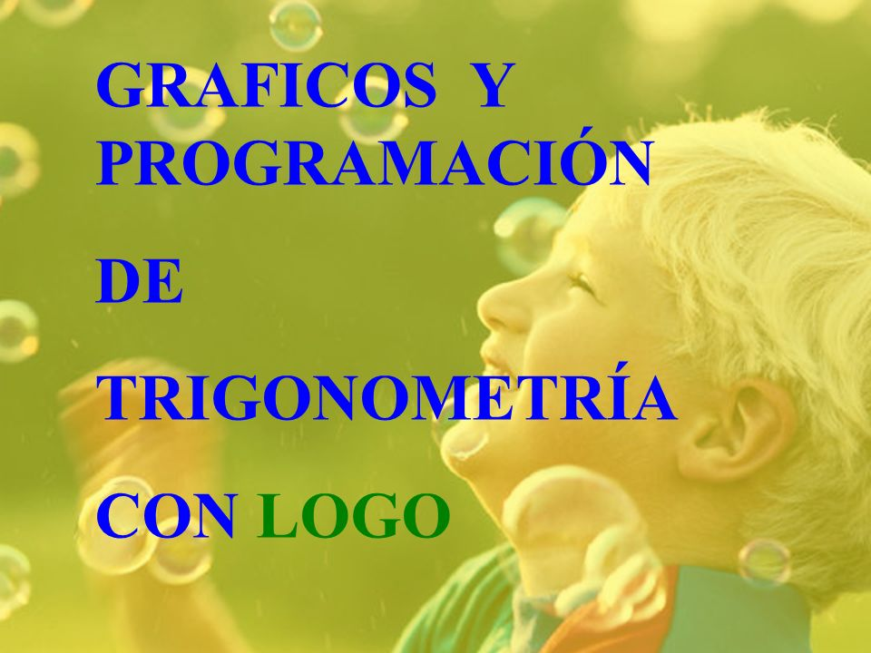 GRAFICOS Y PROGRAMACIÓN