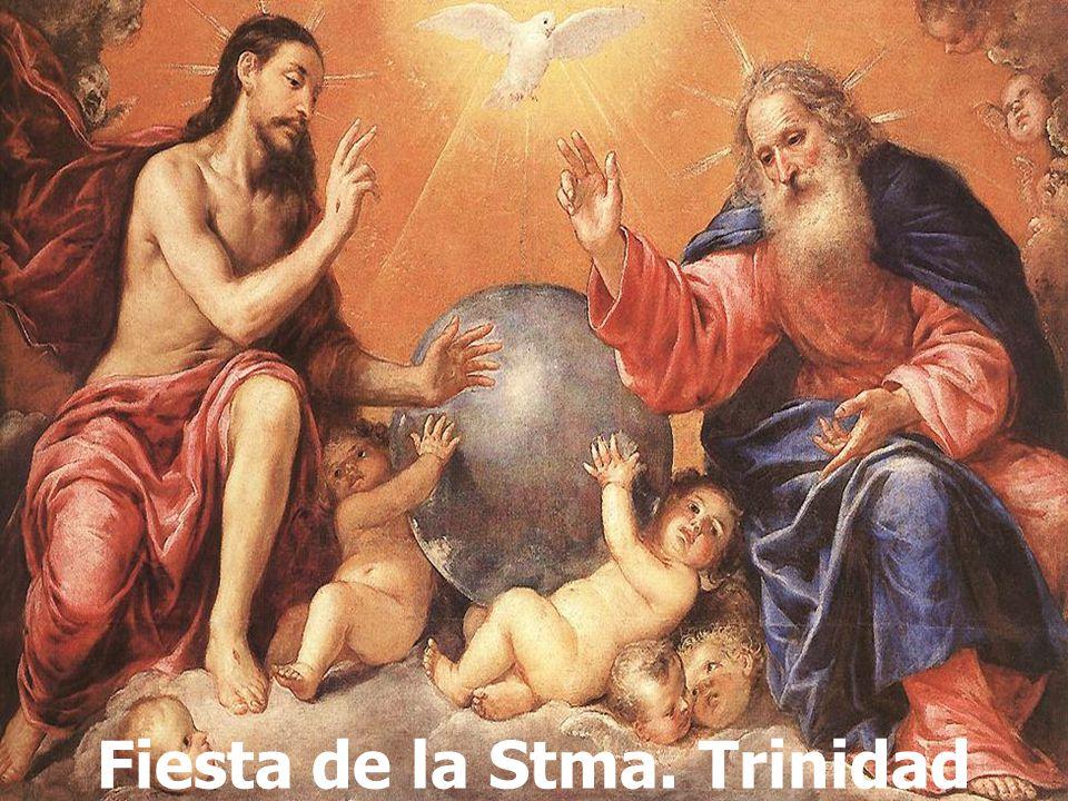 Fiesta de la Stma. Trinidad