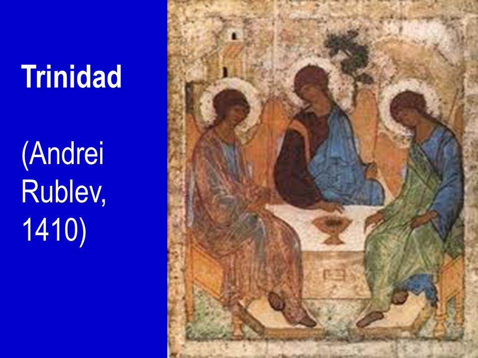 Trinidad (Andrei Rublev, 1410)